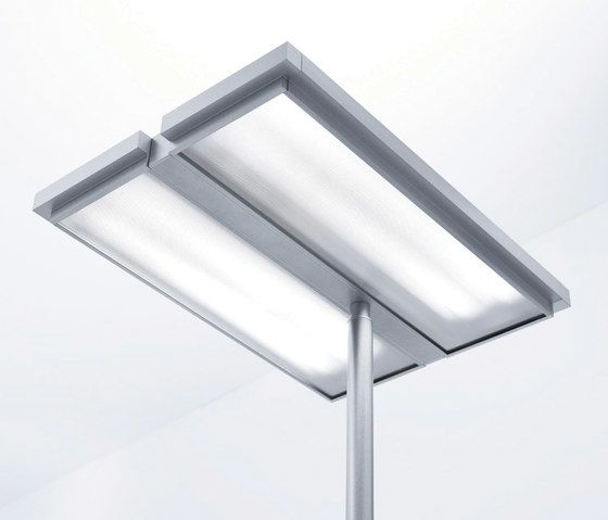 H. Waldmann,Floor Lamps,ceiling,lamp,light,light fixture,lighting,rectangle,table