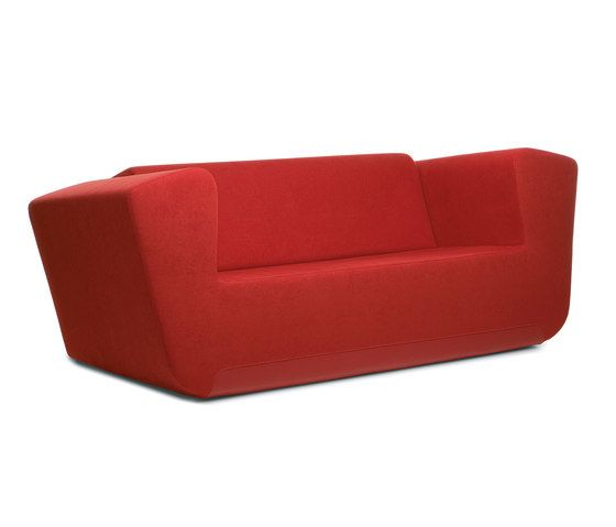 DUM,Sofas,couch,furniture,orange,rectangle,red