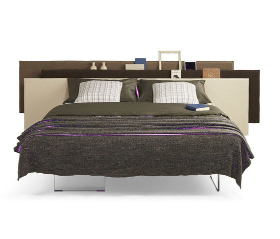 LAGO,Beds,bed,bed frame,bed sheet,bedding,bedroom,furniture,mattress,nightstand,room,table,violet