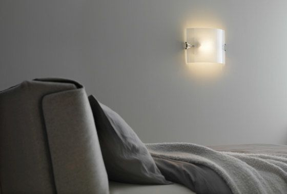 FontanaArte,Wall Lights,bed,bed sheet,bedding,bedroom,comfort,couch,floor,furniture,interior design,lamp,light,light fixture,lighting,property,room,textile,wall