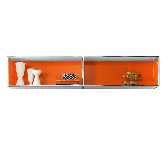 Dauphin Home,Bookcases & Shelves,orange,rectangle
