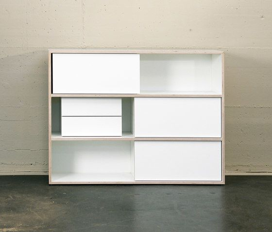 MORGEN,Cabinets & Sideboards,bookcase,chest of drawers,display case,furniture,material property,plywood,shelf,shelving,wall