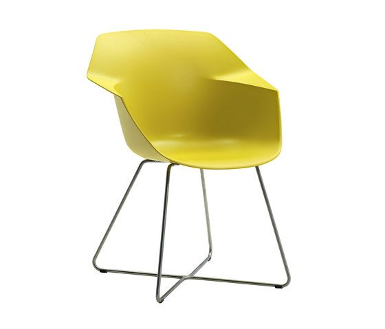 Atelier Pfister,Dining Chairs,chair,furniture,yellow