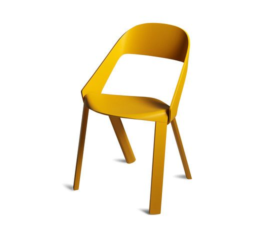 WOGG,Dining Chairs,chair,furniture,yellow