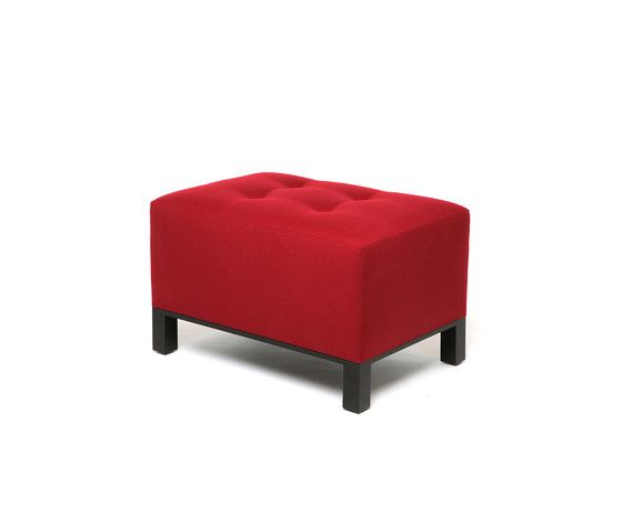 Naula,Footstools,furniture,ottoman,red