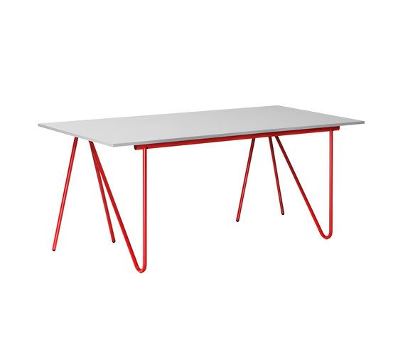 Müller Möbelfabrikation,Office Tables & Desks,desk,furniture,line,outdoor table,rectangle,table