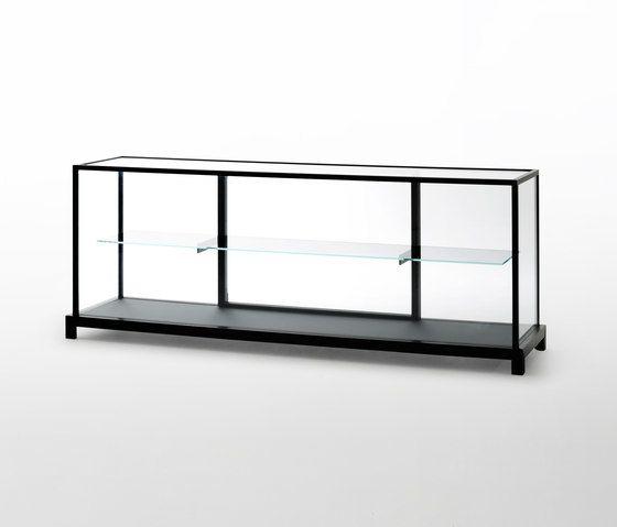 Glas Italia,Cabinets & Sideboards,display case,furniture,rectangle,shelf,sideboard,table