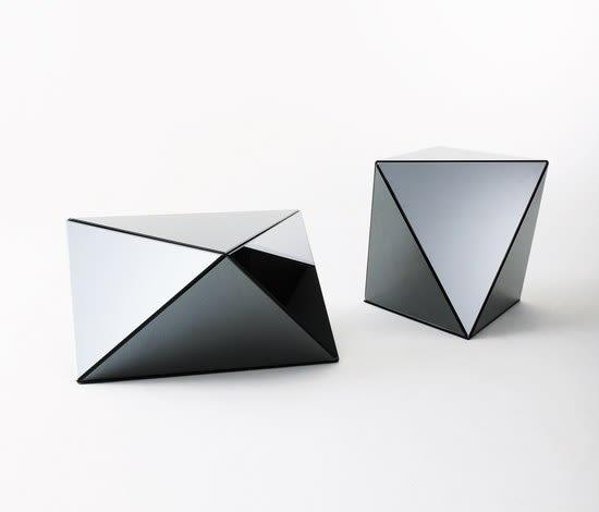 Gallotti&Radice,Coffee & Side Tables,design,table,triangle
