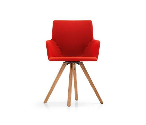 Girsberger,Dining Chairs,chair,furniture,orange,red
