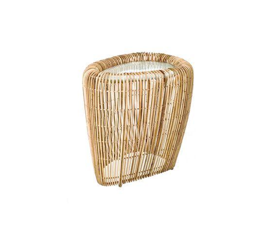 Kenneth Cobonpue,Coffee & Side Tables,basket,beige,laundry basket,wicker