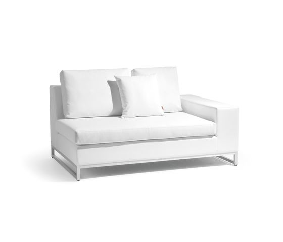 Manutti,Outdoor Furniture,chair,couch,furniture,loveseat,sofa bed,studio couch,white