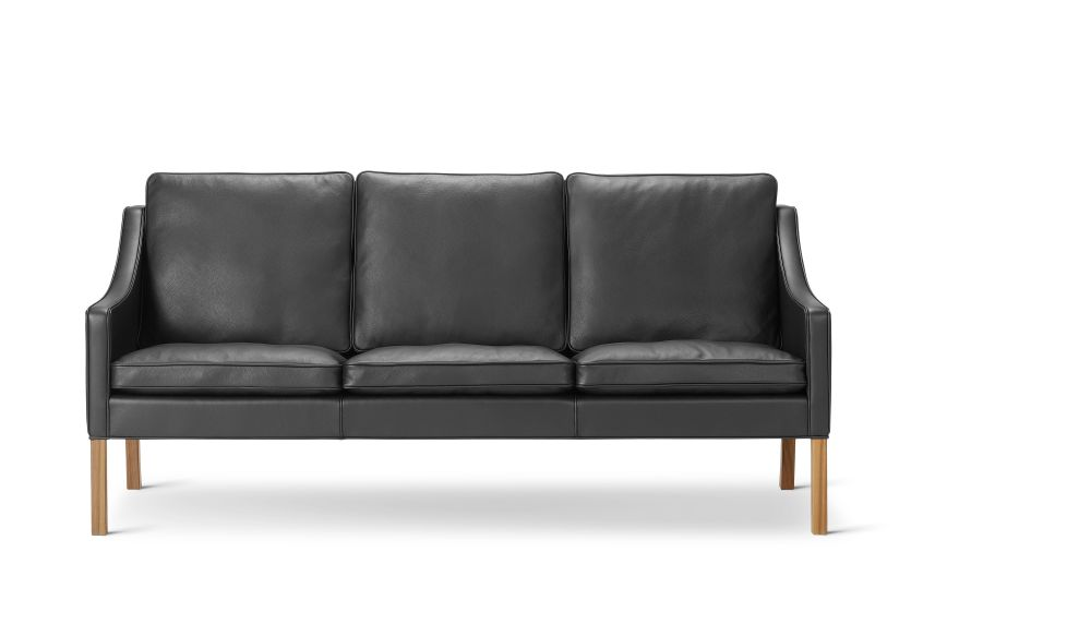 2209 Sofa - 3 Seater by Fredericia