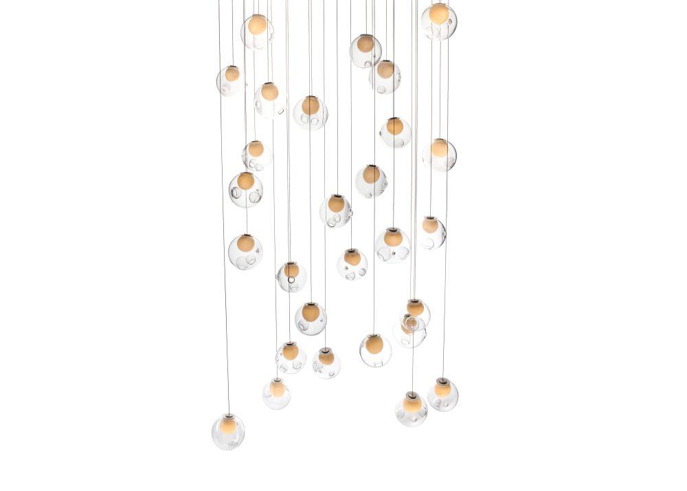 Xenon,Bocci,Chandeliers,lighting,white