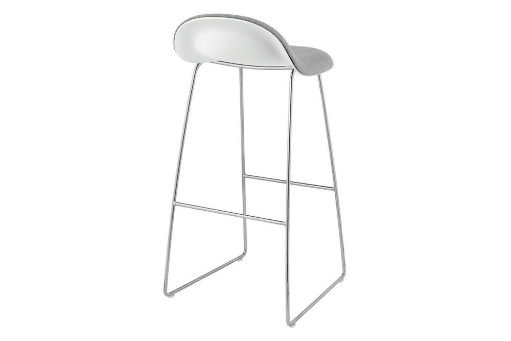 Gubi Metal Black, Gubi HiRek Black Semi Matt, Price Grp. 01,GUBI,Workplace Stools,bar stool,furniture,stool
