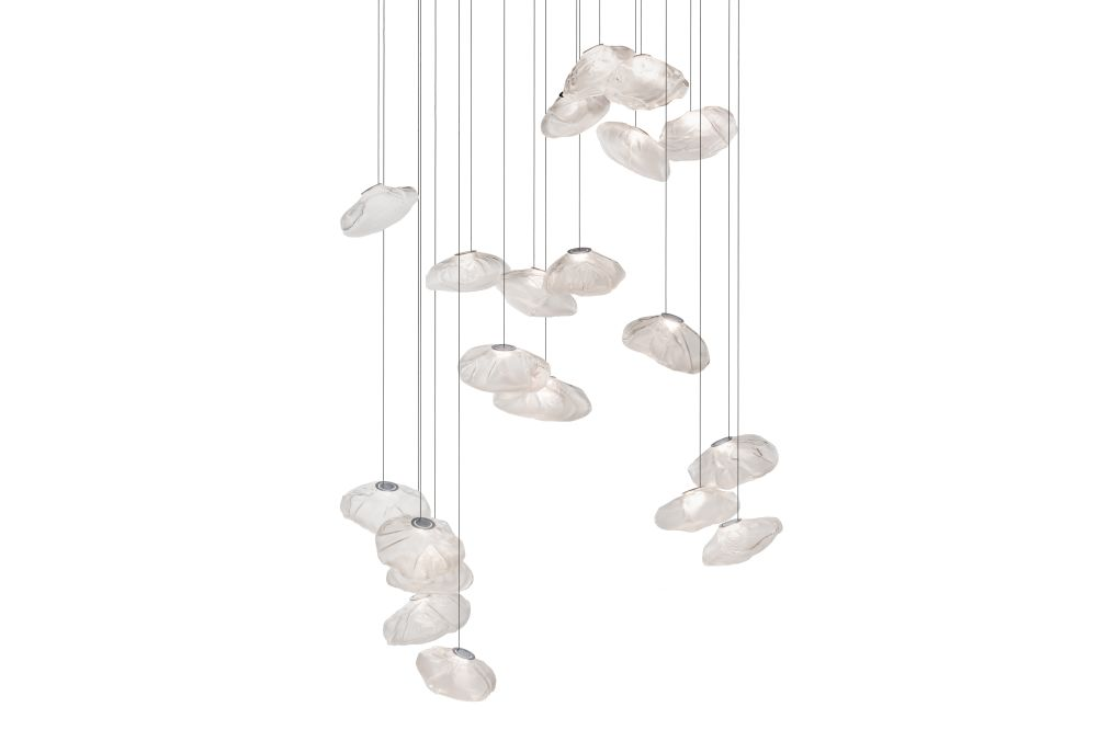 Blue,Bocci,Chandeliers,baby mobile,baby toys,ceiling fixture,lighting,product,white