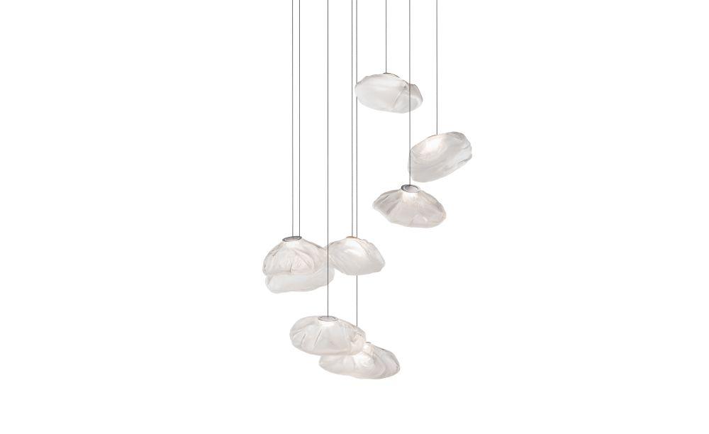 Blue,Bocci,Chandeliers,ceiling,ceiling fixture,light fixture,lighting,product,white