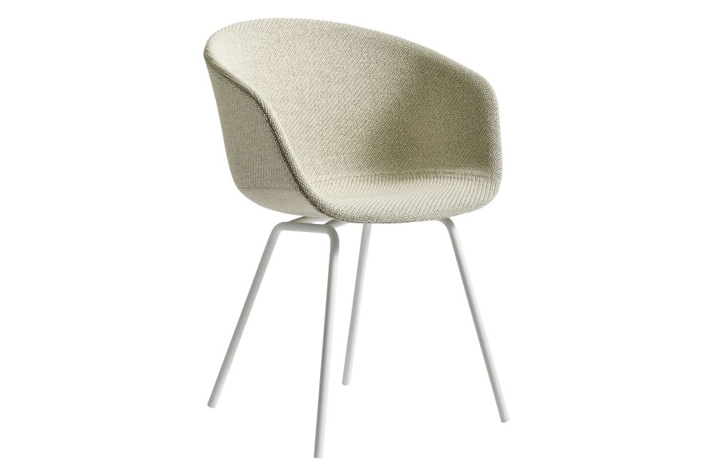 Fabric Group 1, Metal Chromed Steel,Hay,Dining Chairs,beige,chair,furniture