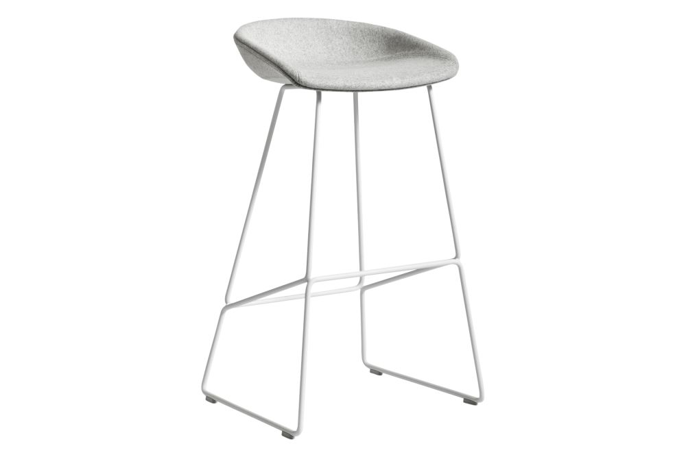 Fabric Group 5, Metal White,Hay,Stools,bar stool,furniture,stool,table