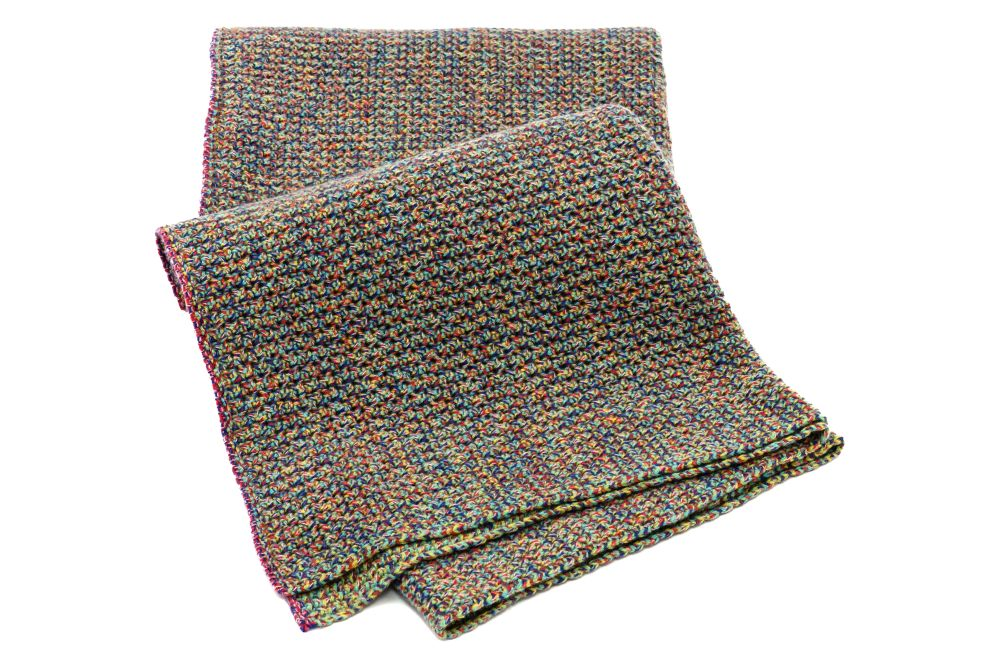 Calipso,e15,Blankets & Throws,brown,orange,pattern,stole,textile,turquoise,wool