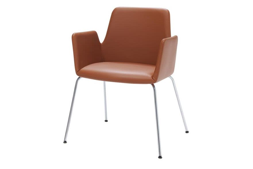 Pricegrp. c1, Colour W01-White,Inclass,Breakout Lounge & Armchairs,brown,chair,furniture,line