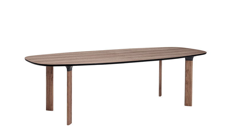 Analog Dining Table by Fritz Hansen