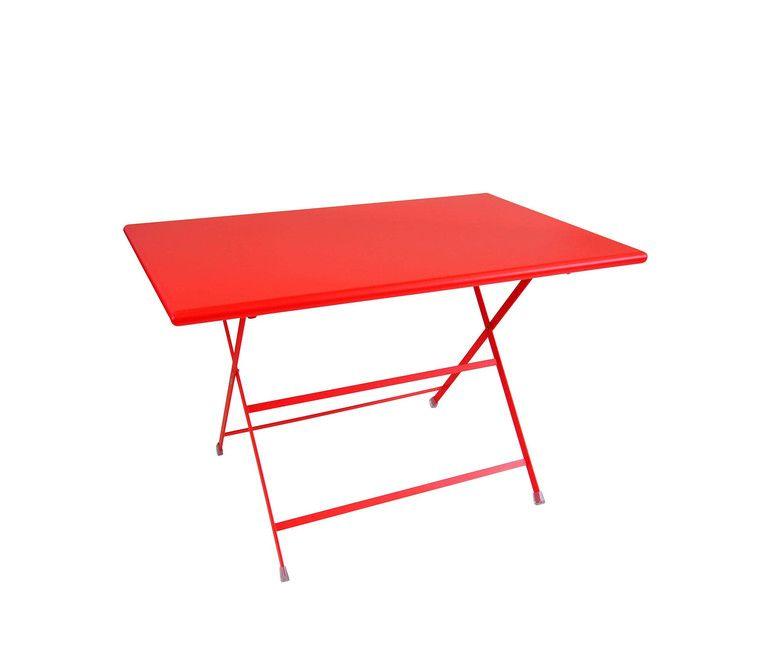 Arc en Ciel Folding Rectangular Table - Set of 2 by EMU