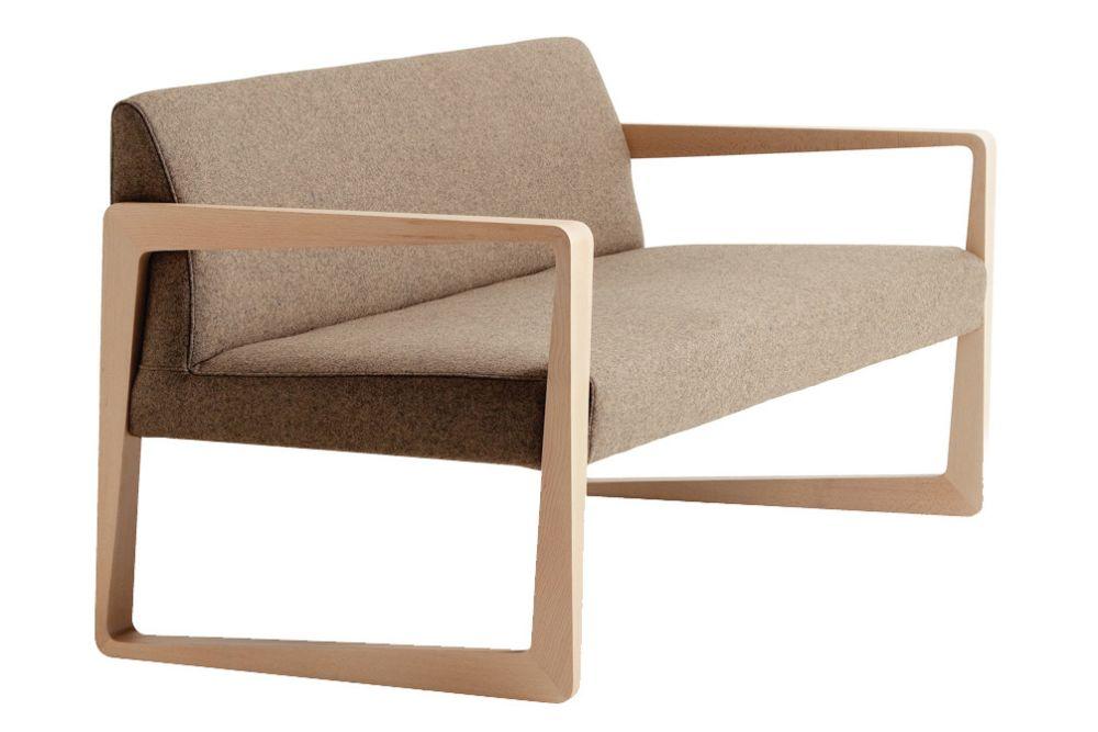 Divina 3 106, Walnut,Billiani,Sofas,armrest,auto part,beige,chair,furniture