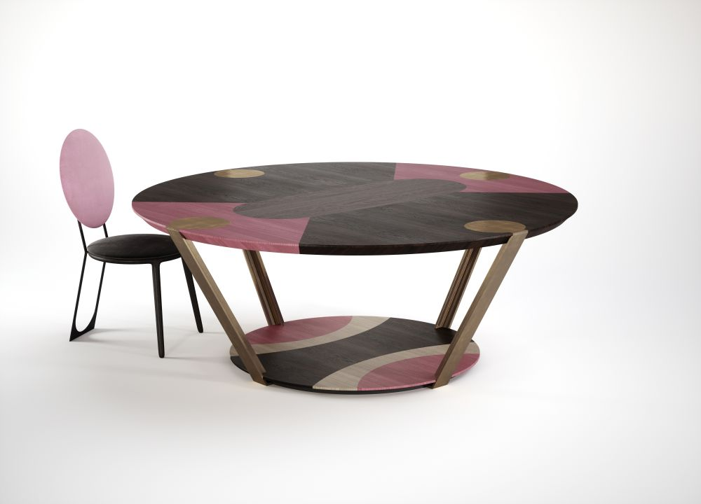 Emmemobili,Dining Tables,chair,coffee table,furniture,material property,product,table