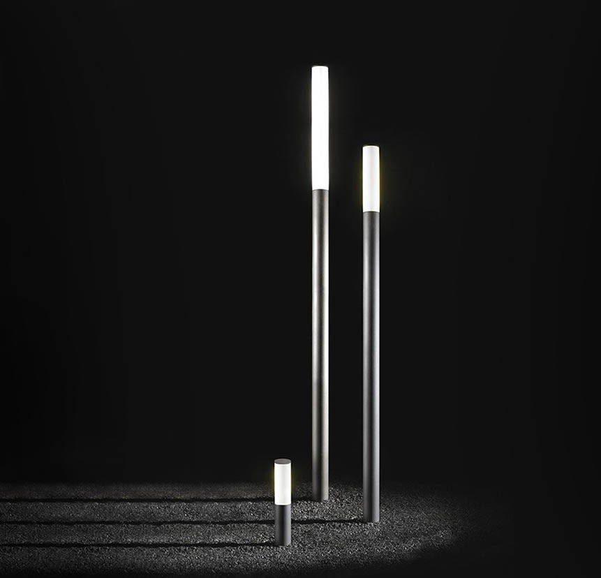Ax-is Outdoor Lamp 60 by B.LUX
