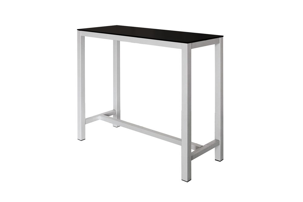 00 White, 00 White Compact,Gaber,High Tables,end table,furniture,outdoor table,rectangle,sofa tables,table