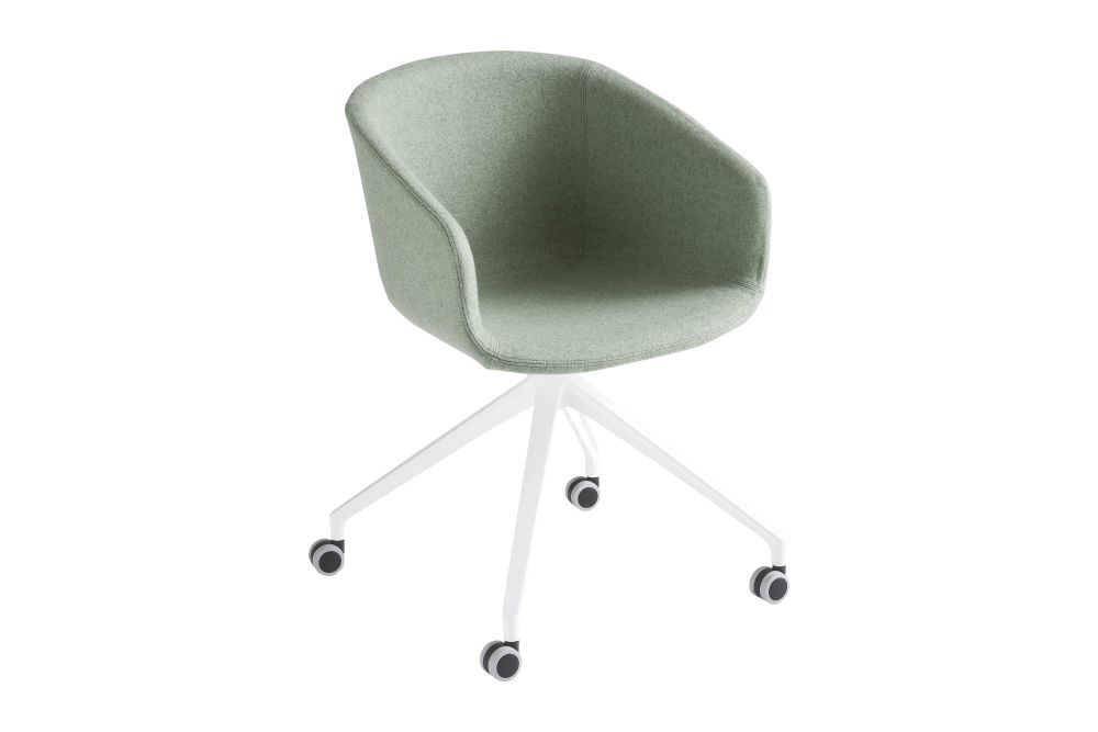 King Fabric 4021, Polished Aluminium,Gaber,Conference Chairs,chair,furniture,line,office chair,product