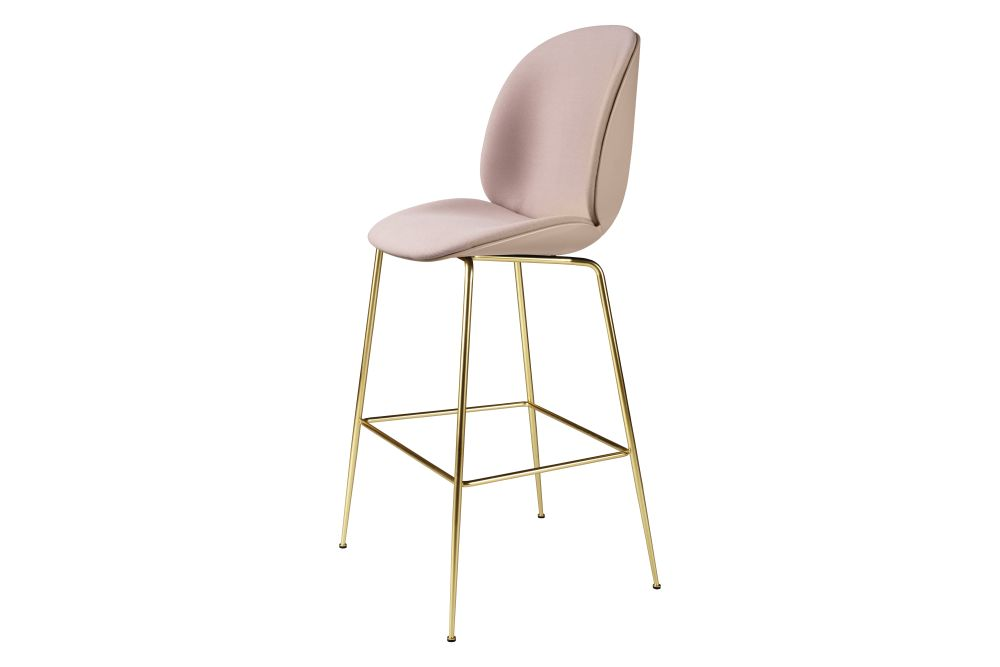 Price Grp. 01, Gubi Plastic Black, Gubi Metal Antique Brass,GUBI,Stools,bar stool,beige,chair,furniture