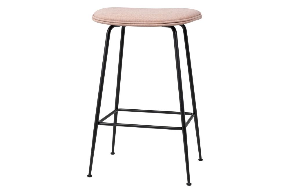 Price Grp. 02, Gubi Metal Black Matt,GUBI,Stools,bar stool,furniture,stool,table