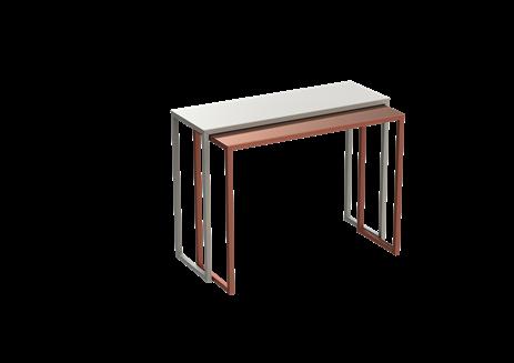 Briz Upper Solo Console Table by Matière Grise