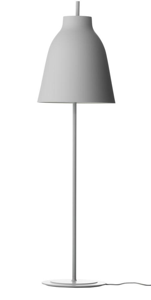 Caravaggio Matt Floor Lamp by Fritz Hansen