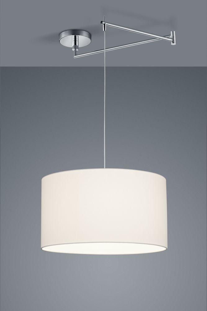 Certo One-Light Cylinder Pendant Light by Helestra