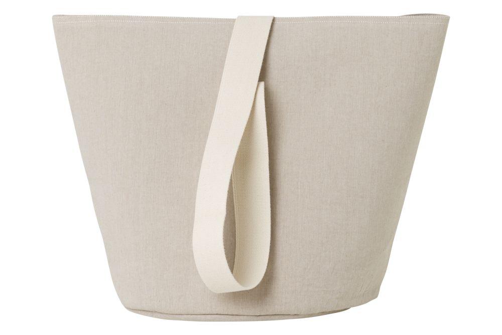 Sand, Medium,ferm LIVING,Baskets,beige,vase