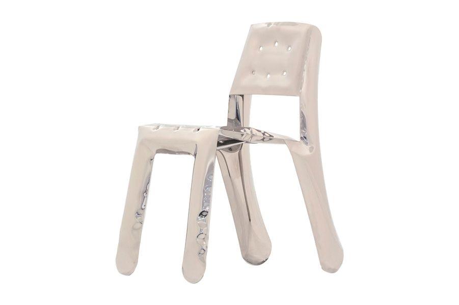 Chippensteel 0.5 Inox Dining Chair by Zieta