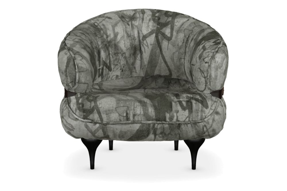A7658 - Onix 112 green,Diesel Living with Moroso,Armchairs,chair,club chair,furniture