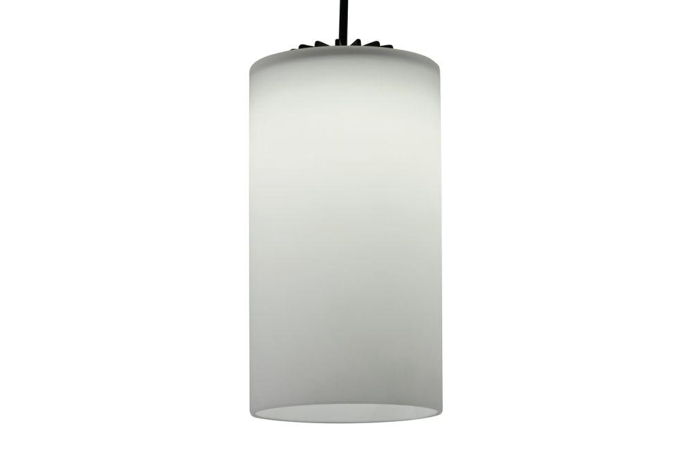 Black, 300, White porcelain,Santa & Cole,Pendant Lights,ceiling fixture,cylinder,light fixture,lighting