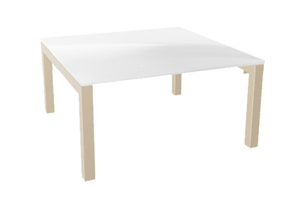 00 White,Gaber,Cafe Tables,coffee table,desk,end table,furniture,outdoor table,rectangle,table