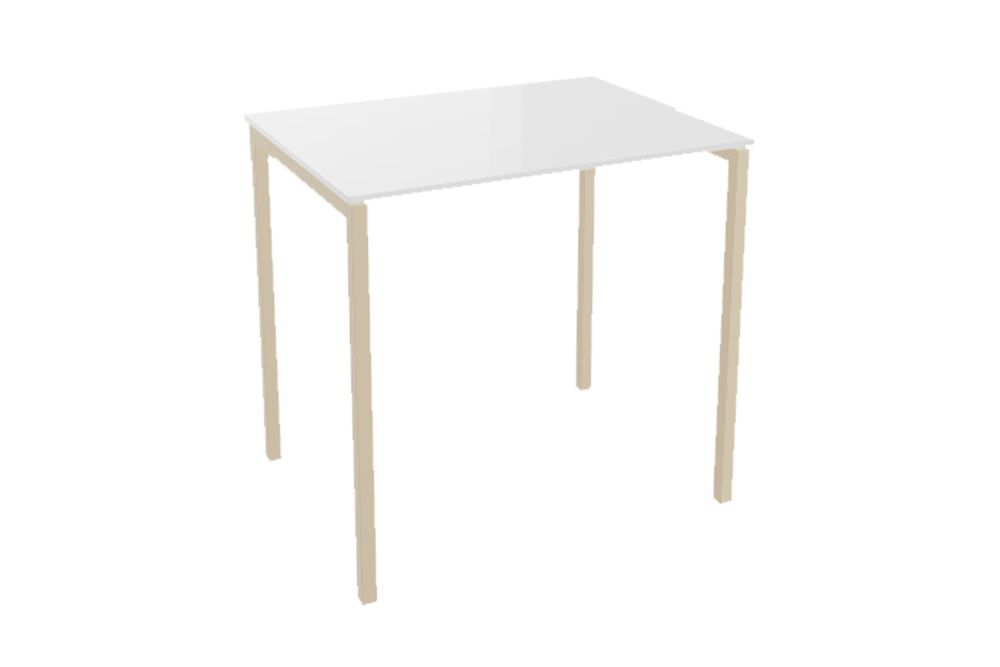 00 White, 60 x 80,Gaber,Cafe Tables,end table,furniture,outdoor table,sofa tables,table
