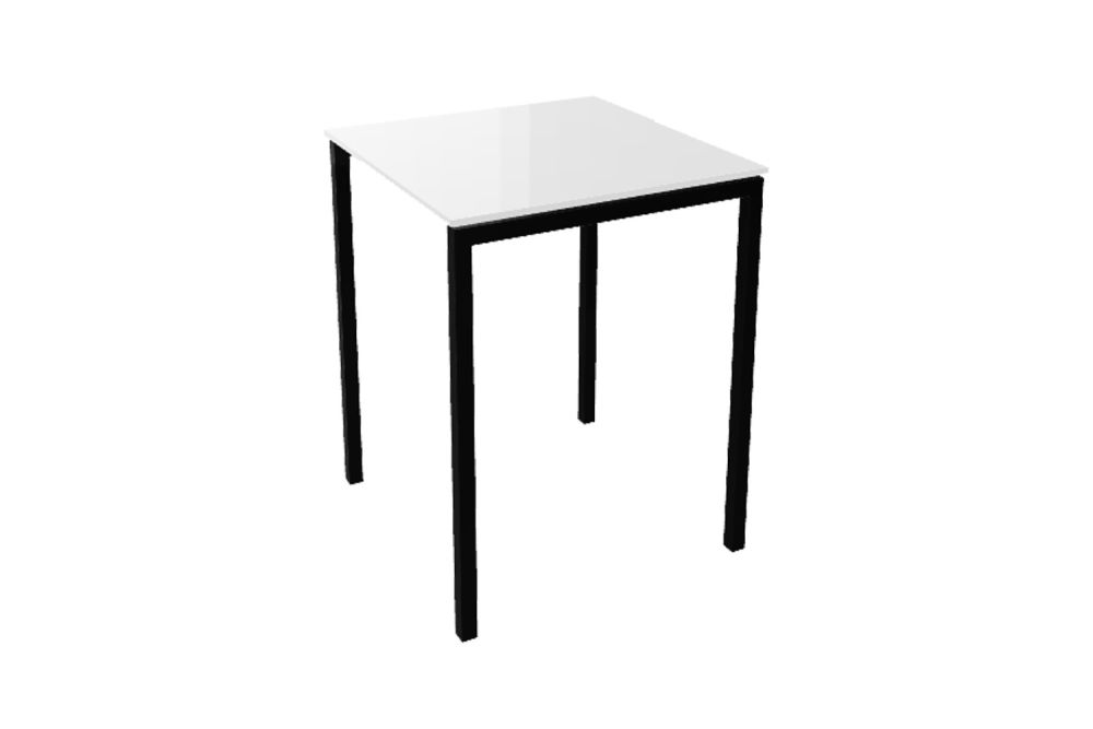 00 White,Gaber,Cafe Tables,end table,furniture,line,outdoor table,rectangle,sofa tables,table