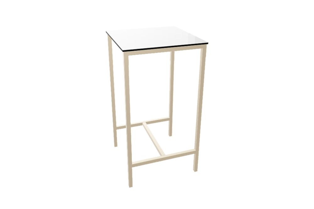 00 White Compact, 00 White,Gaber,High Tables,furniture,table