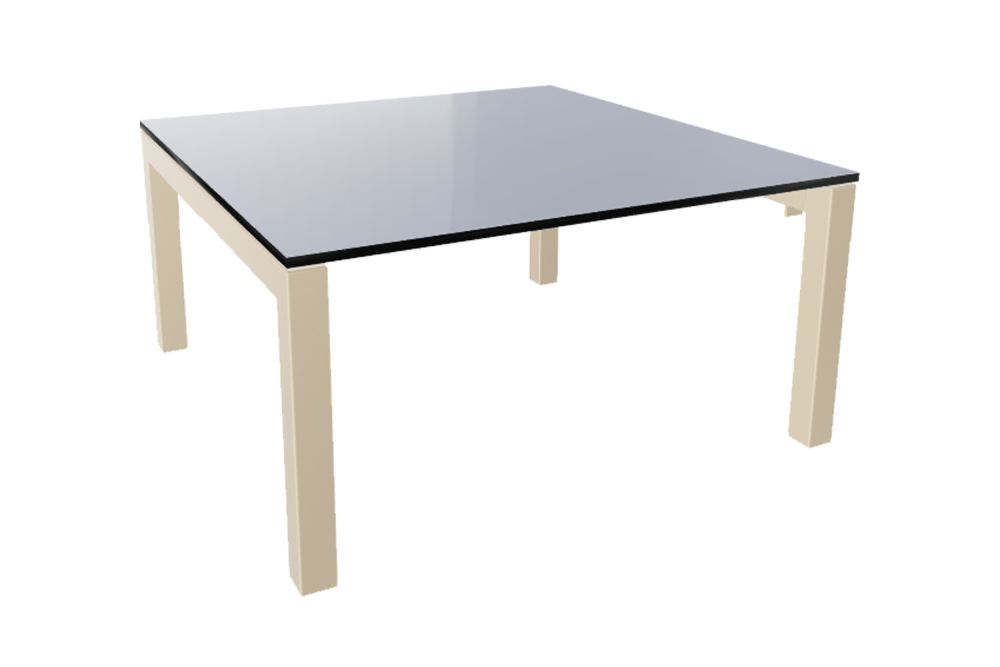 00 White Compact, 00 White,Gaber,Cafe Tables,coffee table,desk,end table,furniture,outdoor table,rectangle,table,wood stain