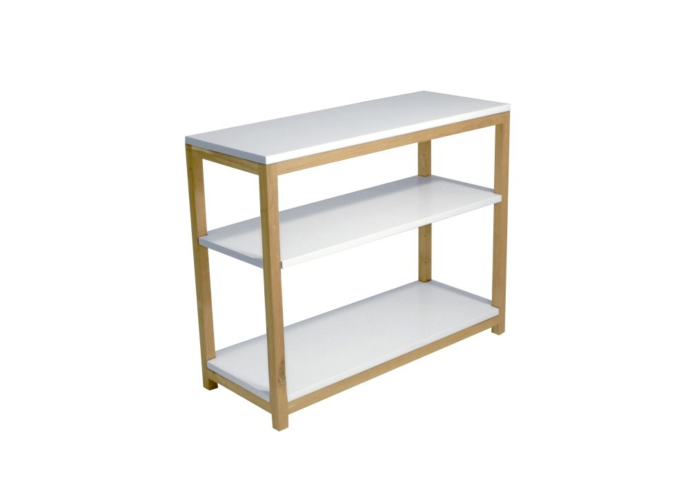White,Bellila,Storage Furniture,furniture,rectangle,shelf,shelving,sofa tables,table