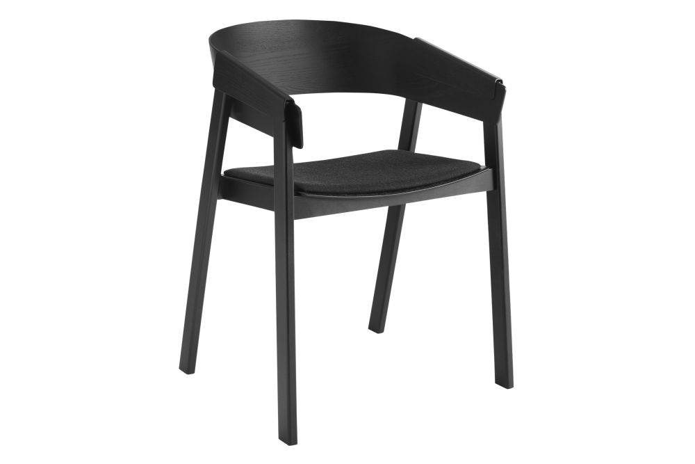 Remix Black,Muuto,Armchairs,chair,furniture