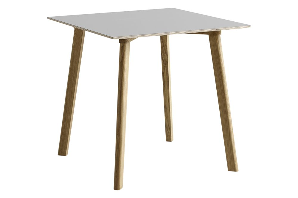 CPH Deux 210 Square Dining Table by Hay