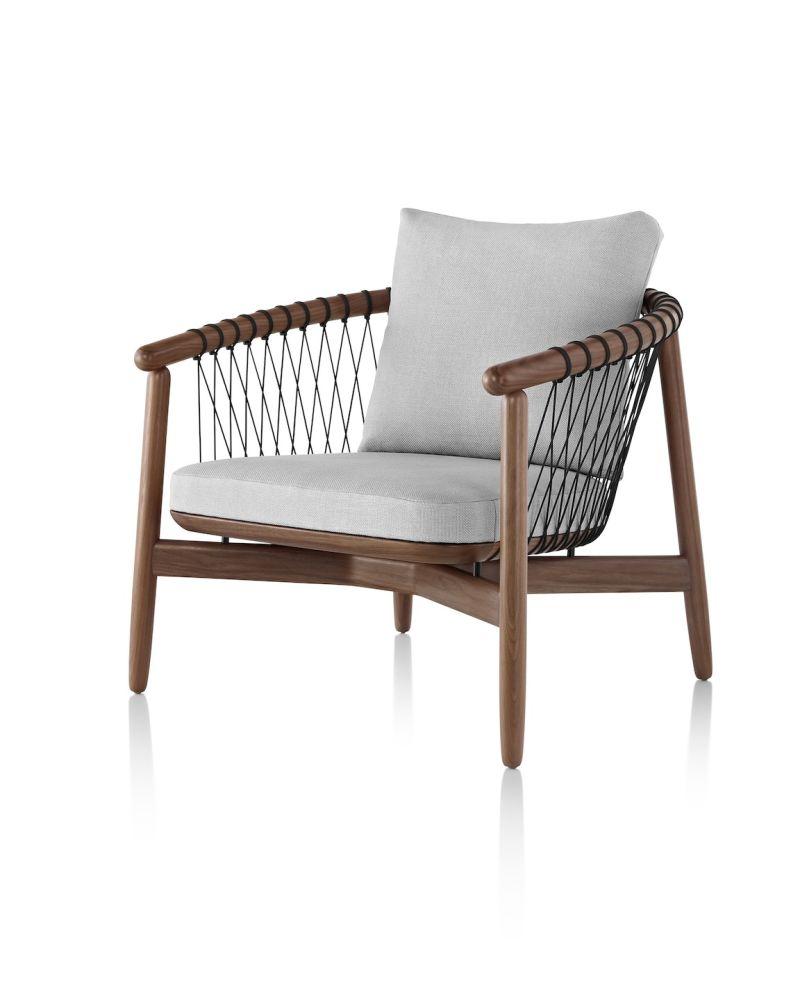 Walnut,Herman Miller,Breakout Lounge & Armchairs,armrest,auto part,chair,comfort,furniture,outdoor furniture