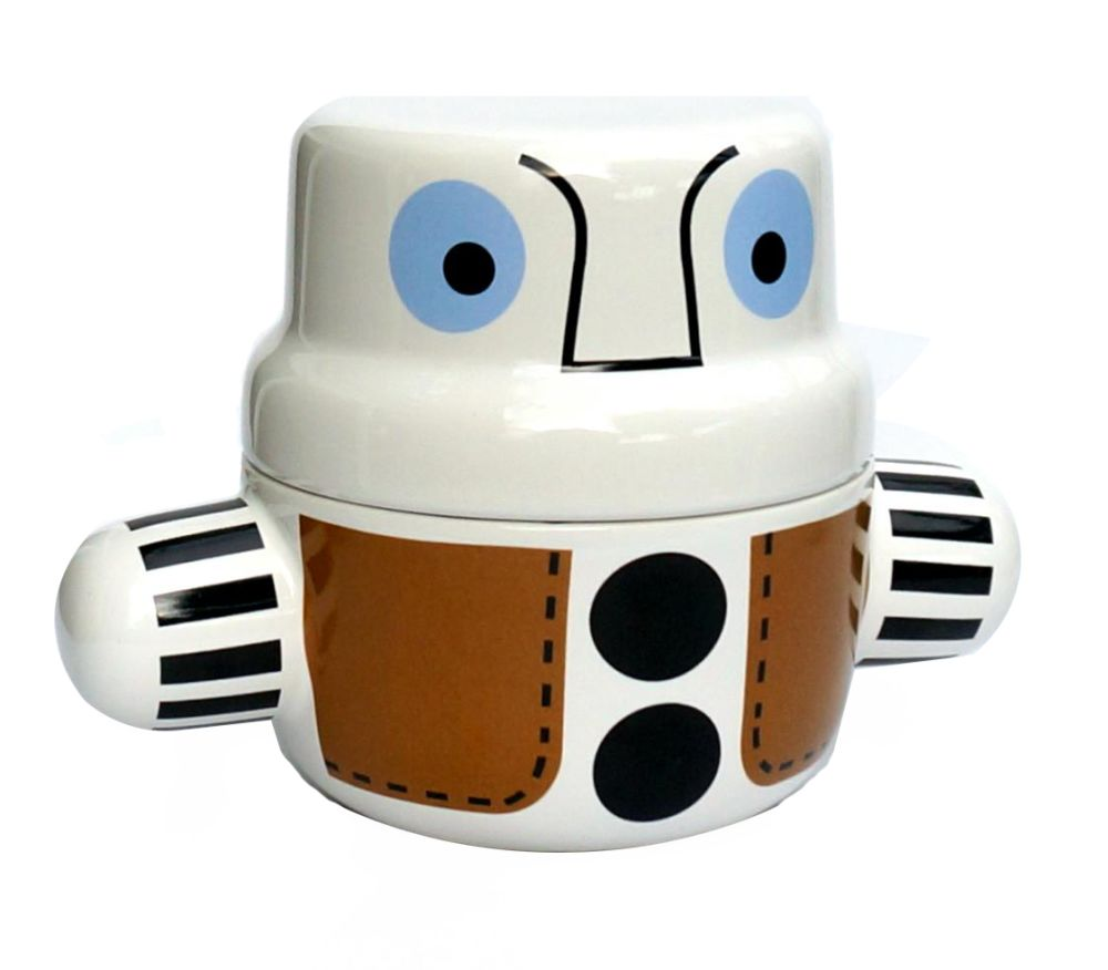 Camilla Engdahl,Teapots & Cups,product,robot,technology,toy